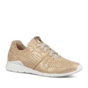 UGG Gold Tye Stardust Sneaker Treadlite Size 7.5